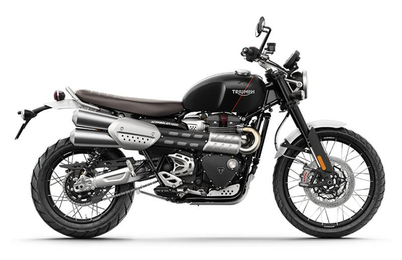 2021 Triumph Scrambler 1200 XC in Goshen, New York - Photo 1