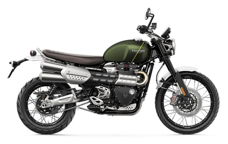 2021 Triumph Scrambler 1200 XC in New Haven, Connecticut - Photo 1
