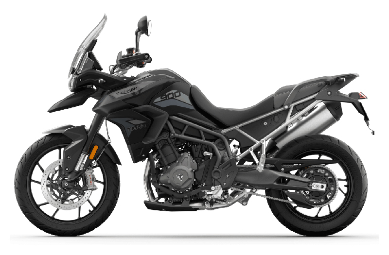 2021 Triumph Tiger 900 GT Low in Norfolk, Virginia - Photo 2