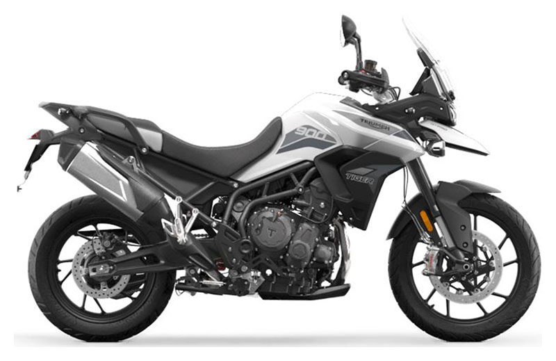 2021 Triumph Tiger 900 GT Pro in Stuart, Florida - Photo 1