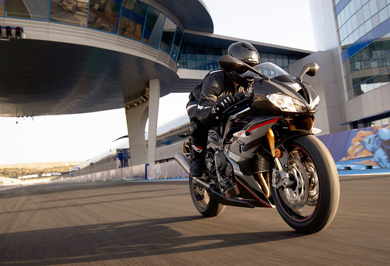 2021 Triumph Daytona Moto2 765 Limited Edition in Mooresville, North Carolina - Photo 5