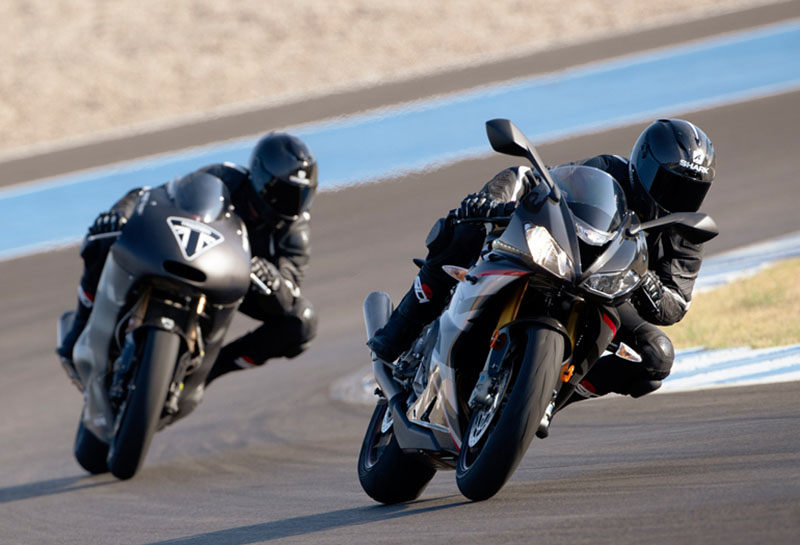 2021 Triumph Daytona Moto2 765 Limited Edition in Mooresville, North Carolina - Photo 6