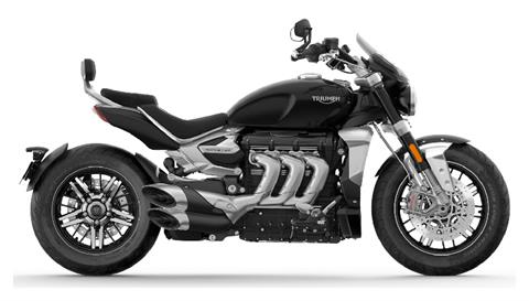 2021 Triumph Rocket 3 GT in Iowa City, Iowa