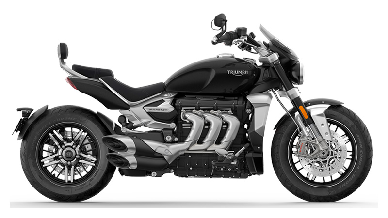 2021 Triumph Rocket 3 GT in Stuart, Florida - Photo 1