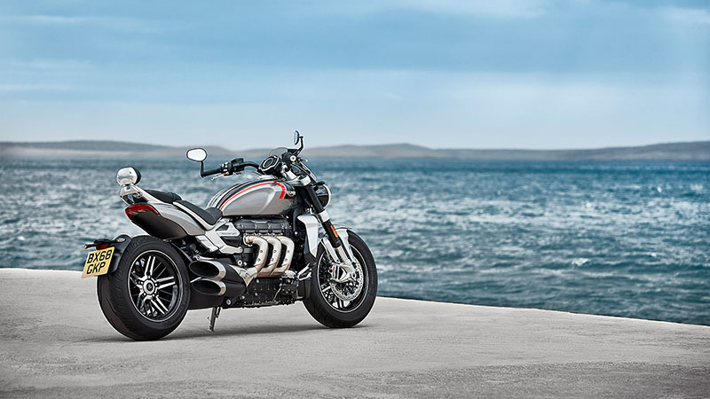 2021 Triumph Rocket 3 GT in Mahwah, New Jersey - Photo 4