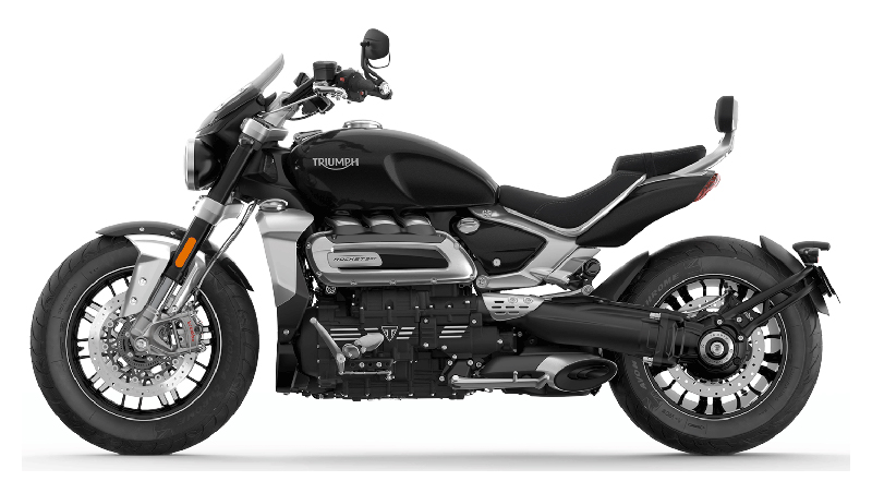 2021 Triumph Rocket 3 GT in Columbus, Ohio - Photo 2