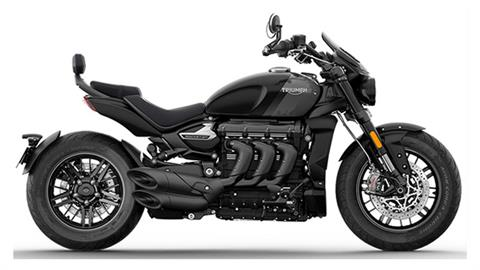 2022 Triumph Rocket 3 GT Triple Black in Saint Louis, Missouri