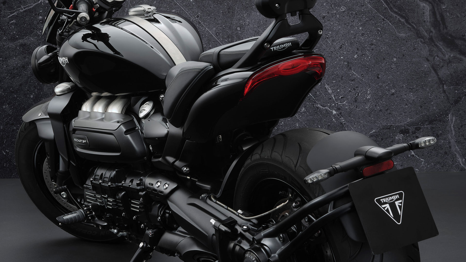 2021 Triumph Rocket 3 GT Triple Black in Stuart, Florida - Photo 6