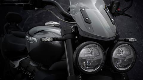 2021 Triumph Rocket 3 GT Triple Black in Stuart, Florida - Photo 8