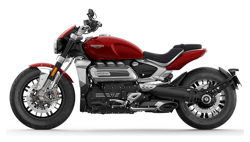 2021 Triumph Rocket 3 R in Elk Grove, California - Photo 15