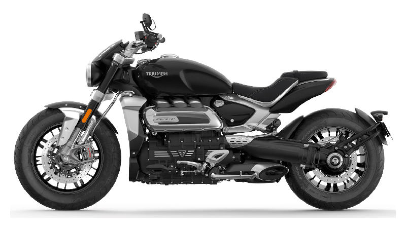 2021 Triumph Rocket 3 R in Goshen, New York - Photo 2