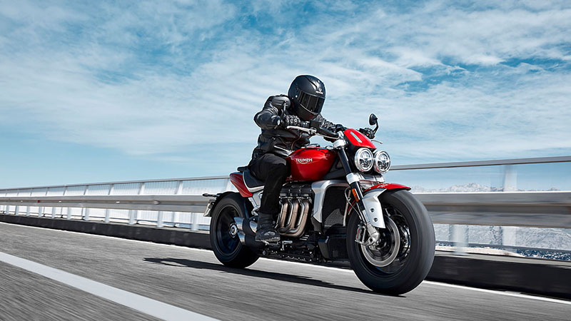 2021 Triumph Rocket 3 R in Goshen, New York - Photo 3