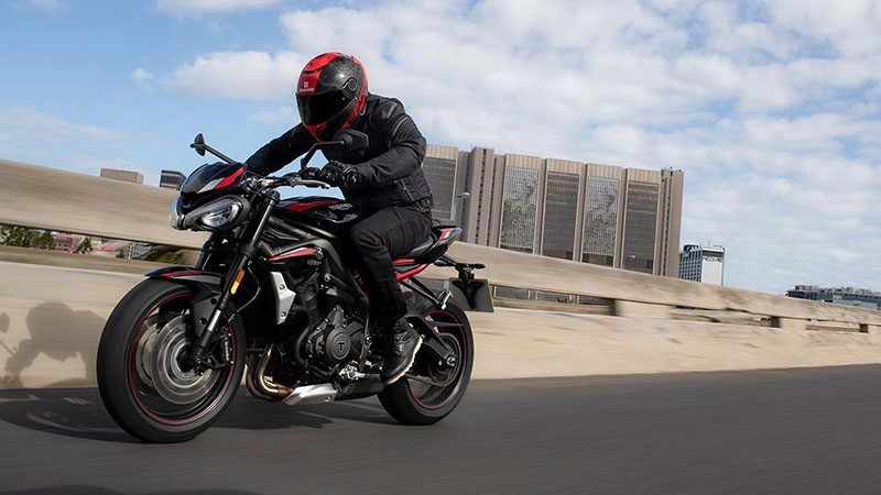 2021 Triumph Street Triple R in Greensboro, North Carolina