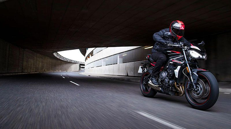 2021 Triumph Street Triple R in Indianapolis, Indiana - Photo 4