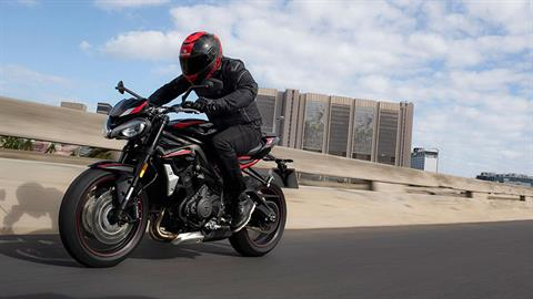 2021 Triumph Street Triple R in Shelby Township, Michigan - Photo 8