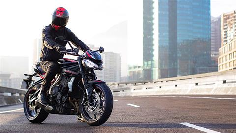 2021 Triumph Street Triple R in Shelby Township, Michigan - Photo 11