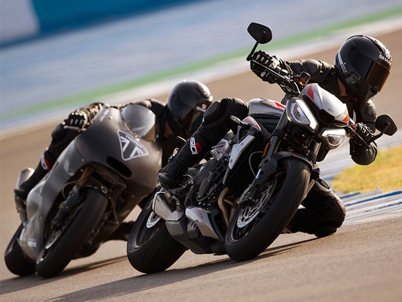 2021 Triumph Street Triple RS in Norfolk, Virginia - Photo 3