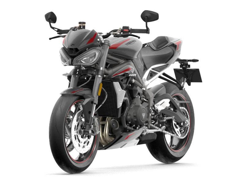 2021 Triumph Street Triple RS in Stuart, Florida - Photo 4
