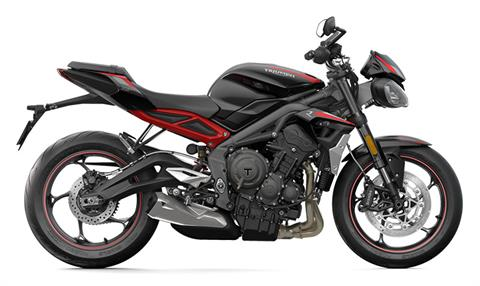 2021 Triumph Street Triple R Low in Rapid City, South Dakota