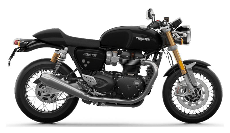 2021 Triumph Thruxton RS in Greensboro, North Carolina - Photo 1