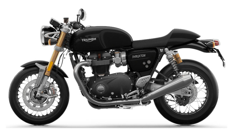 2021 Triumph Thruxton RS in Greensboro, North Carolina - Photo 2