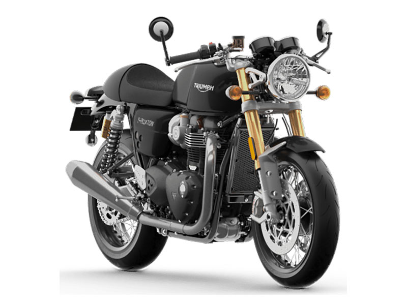2021 Triumph Thruxton RS in Greensboro, North Carolina - Photo 3