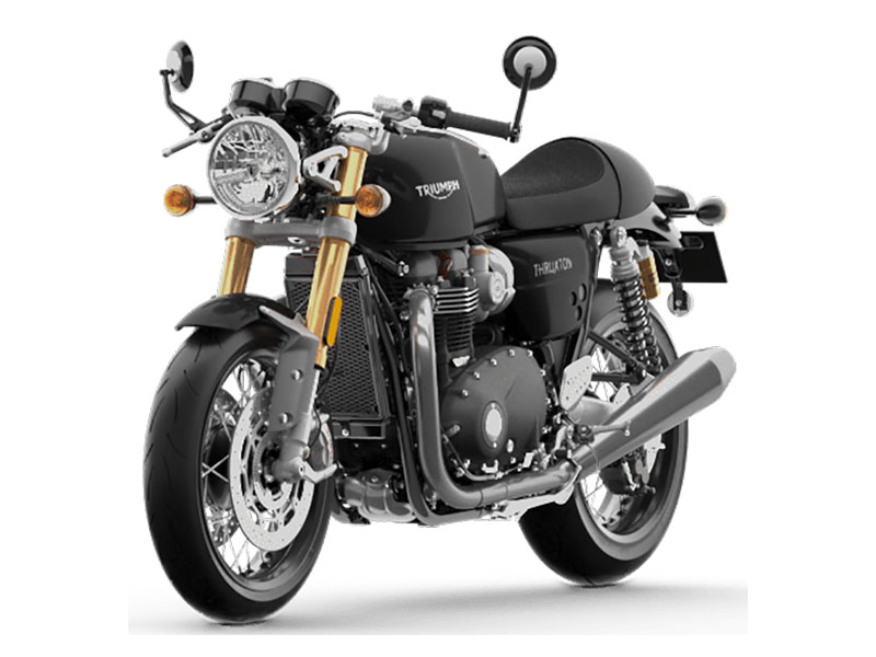 2021 Triumph Thruxton RS in Greensboro, North Carolina - Photo 4