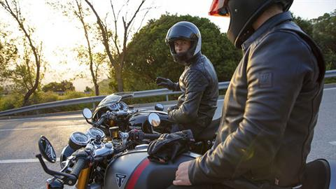2021 Triumph Thruxton RS in Greensboro, North Carolina - Photo 6