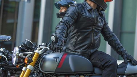 2021 Triumph Thruxton RS in Greensboro, North Carolina - Photo 9