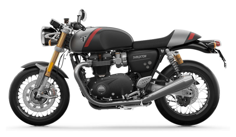 2021 Triumph Thruxton RS in Stuart, Florida - Photo 2