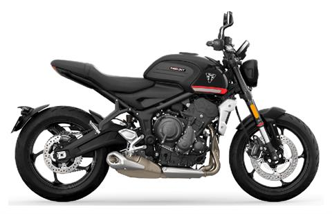 2021 Triumph Trident 660 in Norfolk, Virginia