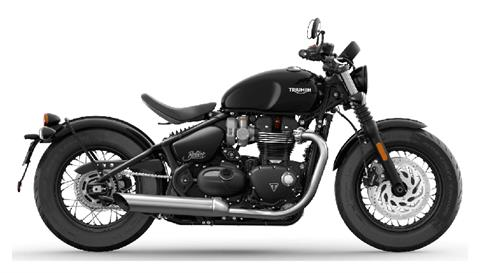 2022 Triumph Bonneville Bobber in Belle Plaine, Minnesota