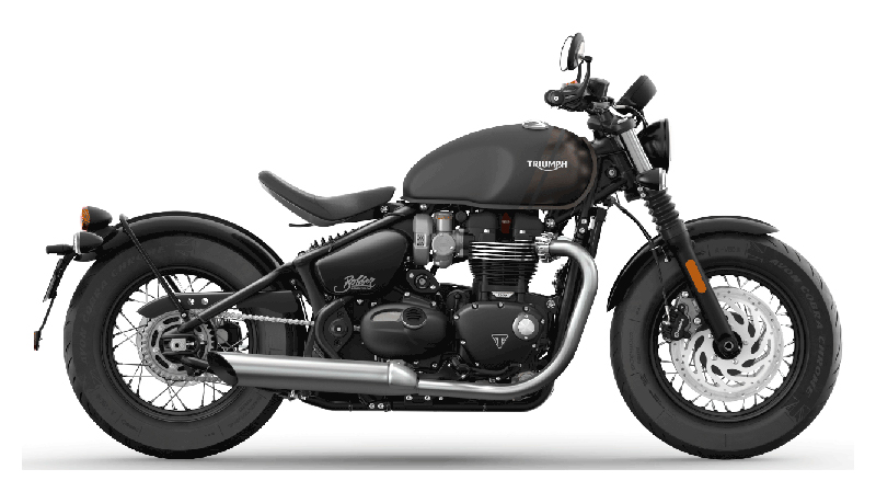 2022 Triumph Bonneville Bobber in Saint Louis, Missouri