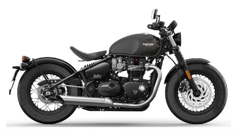 2022 Triumph Bonneville Bobber in New Haven, Connecticut