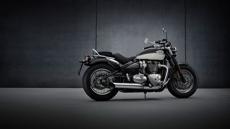 2022 Triumph Bonneville Speedmaster in Iowa City, Iowa - Photo 2