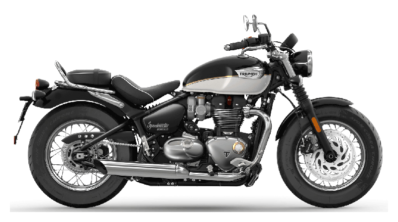 2022 Triumph Bonneville Speedmaster in San Jose, California - Photo 1