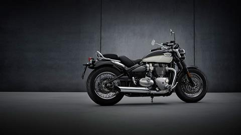 2022 Triumph Bonneville Speedmaster in Saint Louis, Missouri - Photo 2