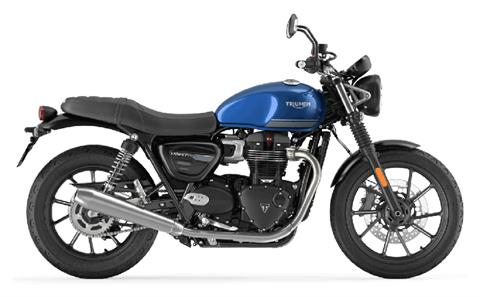 2022 Triumph Street Twin in Stuart, Florida