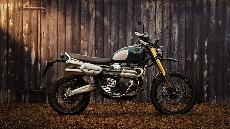 2022 Triumph Scrambler 1200 Steve Mcqueen Edition in Belle Plaine, Minnesota - Photo 3