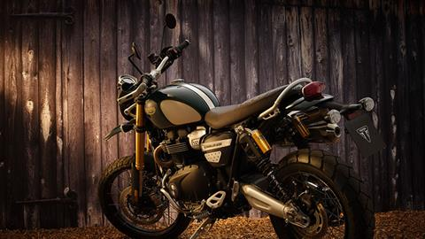 2022 Triumph Scrambler 1200 Steve Mcqueen Edition in Greensboro, North Carolina - Photo 4
