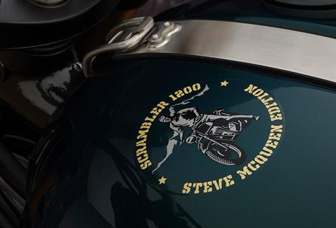 2022 Triumph Scrambler 1200 Steve Mcqueen Edition in Greenville, South Carolina - Photo 2
