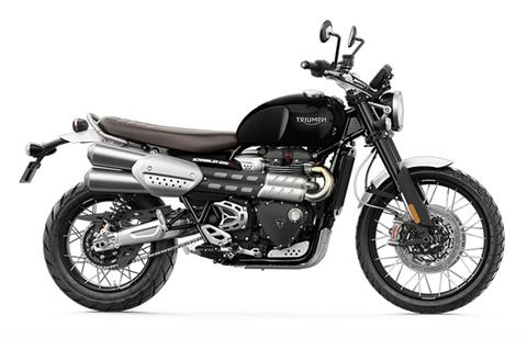 2022 Triumph Scrambler 1200 XC in Saint Louis, Missouri
