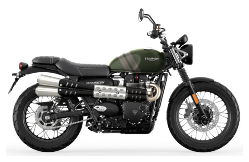 2022 Triumph Street Scrambler in Stuart, Florida - Photo 1