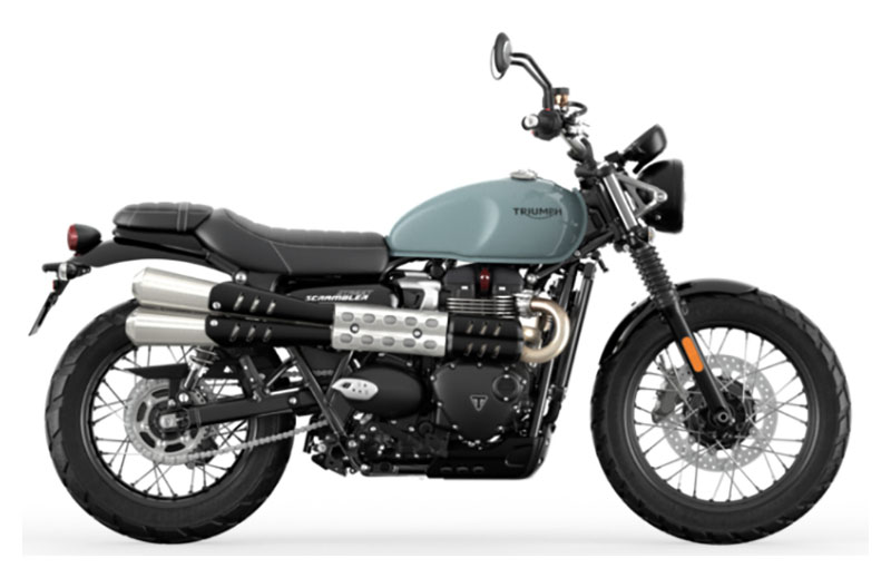 2022 Triumph Street Scrambler in Norfolk, Virginia - Photo 1