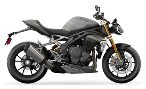 2022 Triumph Speed Triple 1200 RS in Saint Louis, Missouri