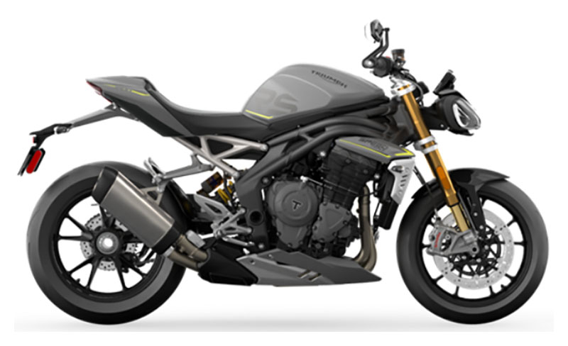 2022 Triumph Speed Triple 1200 RS in Pensacola, Florida - Photo 1