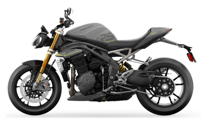 2022 Triumph Speed Triple 1200 RS in Pensacola, Florida - Photo 2
