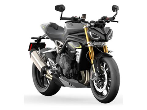 2022 Triumph Speed Triple 1200 RS in Pensacola, Florida - Photo 3