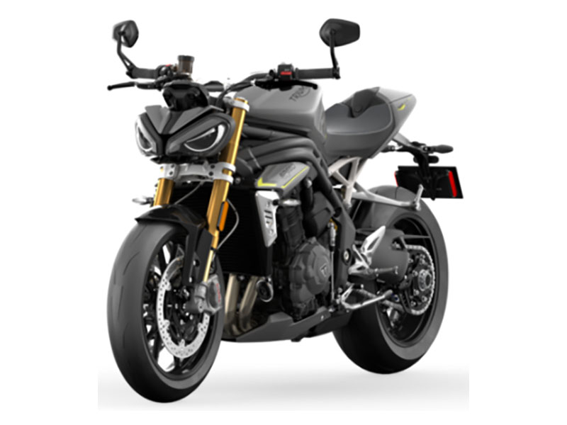 2022 Triumph Speed Triple 1200 RS in Pensacola, Florida - Photo 4