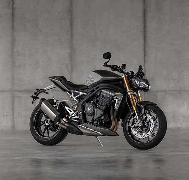2022 Triumph Speed Triple 1200 RS in Tarentum, Pennsylvania - Photo 6